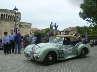 Mille Miglia 2014 a Senigallia: arrivo a piazza del Duca