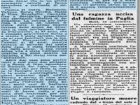 L'alluvione del 1955 a Senigallia
