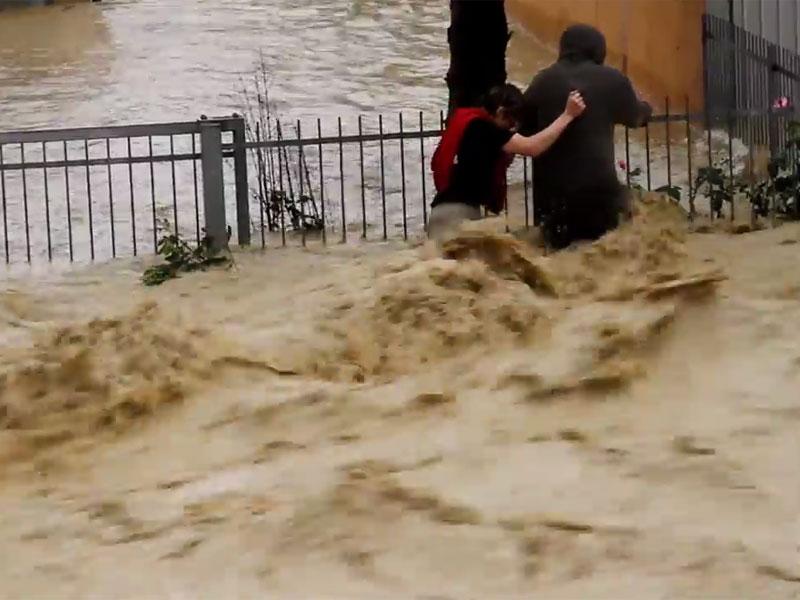 Alluvione Senigallia: cittadini in difficoltà a Borgo Molino