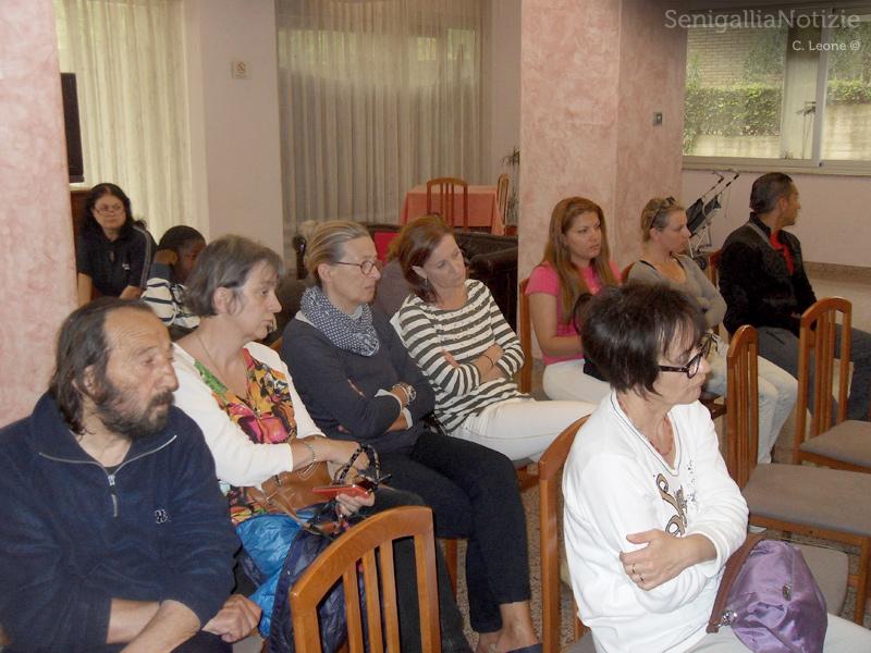 """Alcuni aderenti al Comitato """"Alluvione Senigallia Maggio 2014"""""""