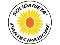 """""""Solidarietà - Partecipazione"""" a Trecastelli, logo"""