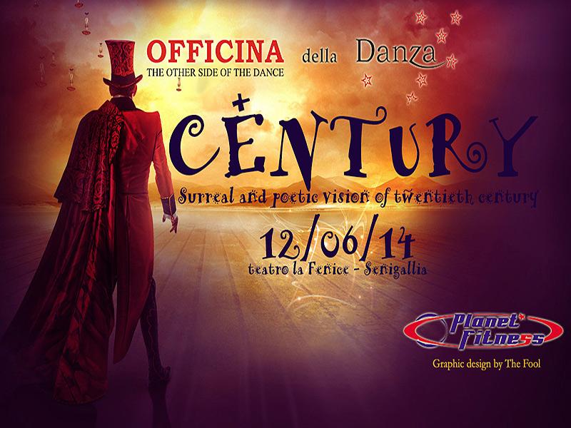 Spettacolo Century Officina della Danza by Planet Fitness