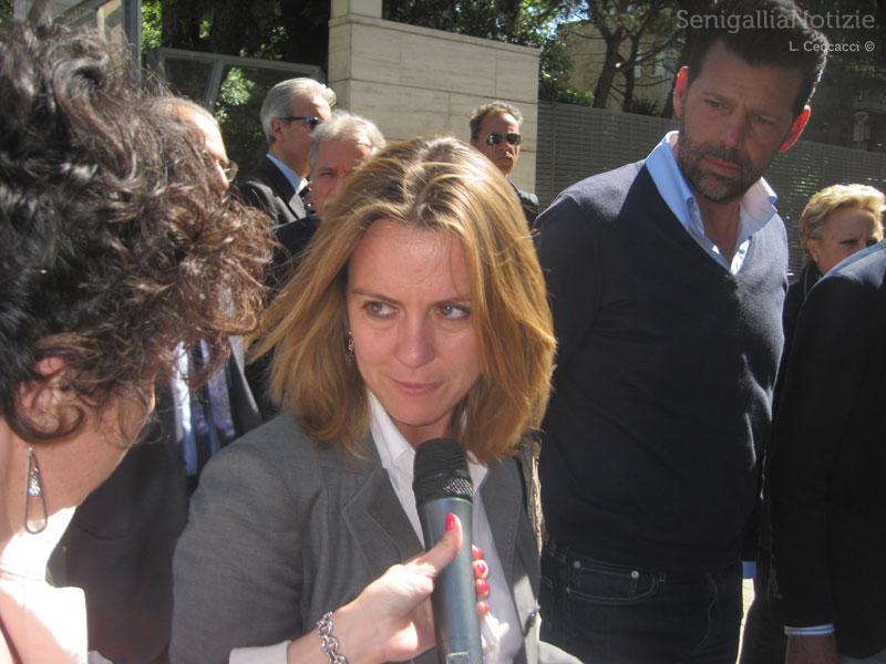Beatrice Lorenzin a Senigallia