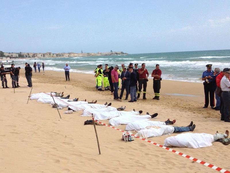 Ennesima tragedia per i migranti che tentavano di raggiungere la Sicilia