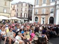 Il pubblico del CaterRaduno del 23 giugno pomeriggio