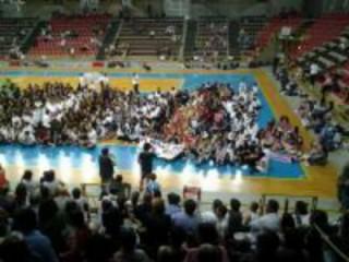 La Marchetti trionfa alle Olimpiadi di danza