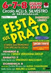 Festa sul Prato 2014 a San Silvestro di Senigallia