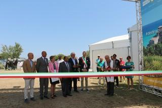 Inaugurazione della terza edizione di Marche Endurance Lifestyle