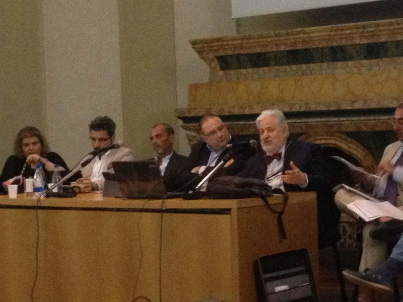 Alluvione Senigallia: i relatori dell'incontro a San Rocco