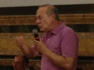Intervento di Roberto Mancini all'incontro di San Rocco sull'alluvione