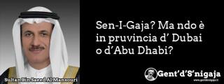 Gent'd'S'nigaja - Saeed Al Mansouri