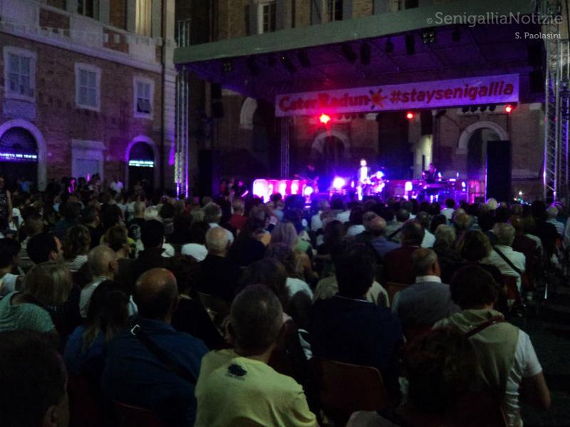 Concerto di Diodato a Senigallia per il CaterRaduno 2014