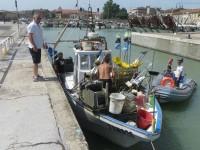 Ufficio marittimo, operazioni contro pesca abusiva