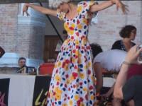 Marta Zoboli mette all'asta la propria esibizione