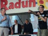 Massimo Cirri, Federico Cafiero De Raho, don Luigi Ciotti e Filippo Solibello