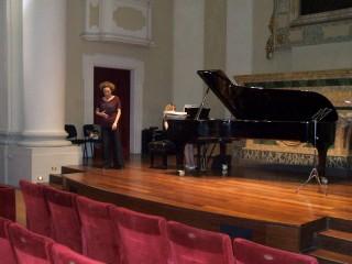 corso di perfezionamento a Senigallia sulla musica lirica