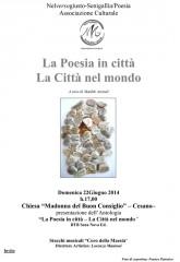 locandina invito Nelversogiusto-Senigallia/Poesia