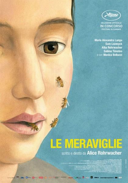 """locandina """"Le meraviglie"""""""