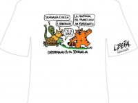 La maglia disegnata da Cinzia Poli per il CaterRaduno 2014