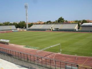 """stadio """"Romeo Neri"""" di Rimini"""