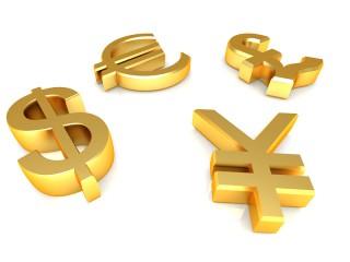 valute, economia, dollaro, yen, euro