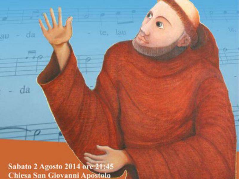 New Vocal Ensemble mette in musica il Cantico di San Francesco
