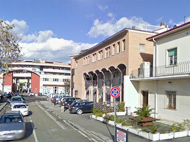 Sede Cisl via Montenero