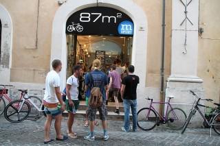 87m2 Fixed Bike - Marinelli Sport Senigallia