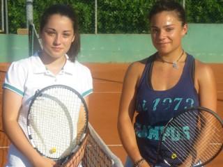Memorial Giampaoli di tennis, finaliste