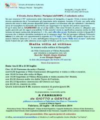 Circolo Iniziativa Culturale-Eventi estate 2014