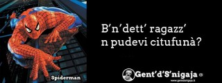 Gent'd'S'nigaja - Spiderman
