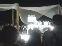 Demanio Marittimo.Km-278: pubblico in spiaggia