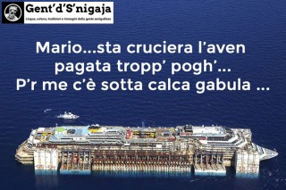 Gent'd'S'nigaja - Costa Concordia