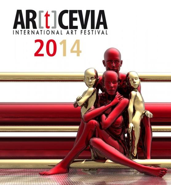 La copertina del catalogo 2014 di Ar[t]cevia