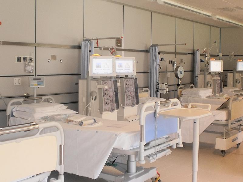 Cure mediche, servizio di dialisi