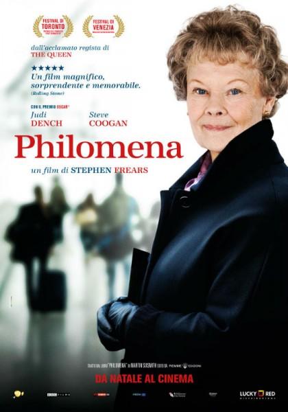 """locandina """"Philomena"""""""