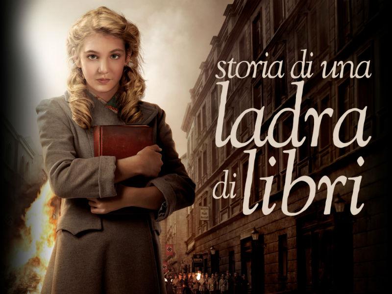 """locandina """"Storia di una ladra di libri"""""""