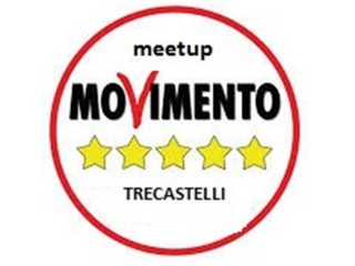 Il logo del Meetup 5 Stelle Trecastelli