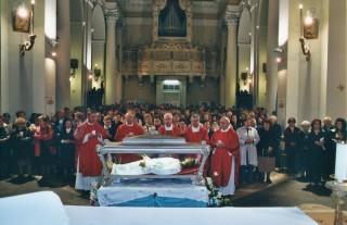 Foto martirio Santa Maria Goretti