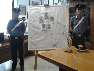 """I Carabinieri di Senigallia illustrano i dettagli dell'operazione """"Chiarizia 2"""""""