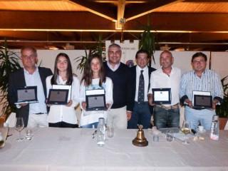 Serata Panathlon dedicata al Pettinari di tennis