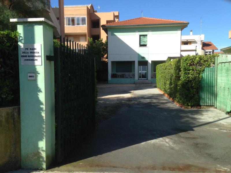 Casa delle Suore Missionarie Comboniane a Cesano di Senigallia