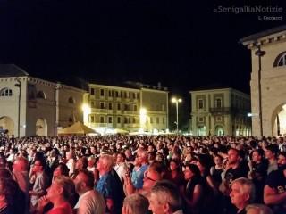 Il Foro annonario di Senigallia gremito per il Summer Jamboree 2014