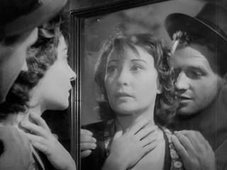 Una scena di Ossessione, di Luchino Visconti