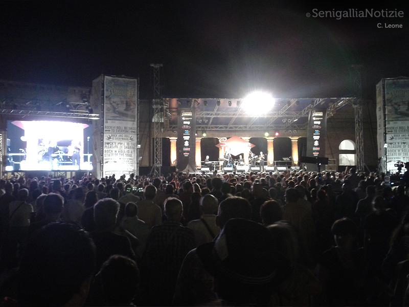 Concerti e balli scatenati al Summer Jamboree presso il Foro Annonario di Senigallia