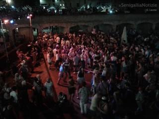 Balli scatenati al Summer Jamboree presso la Rocca roveresca di Senigallia