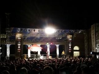 Foro Annonario di Senigallia gremito per il Summer Jamboree