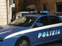 polizia, gazzella, agenti