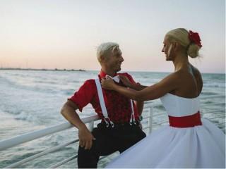 Matrimonio in stile Summer Jamboree alla Rotonda
