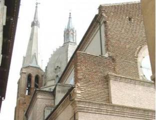 Chiesa di Santa Maria di Piazza ad Ostra Vetere